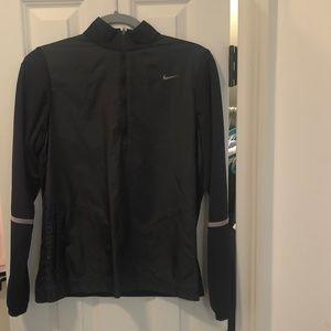 Nike Golf Women's Black 1/4 Zip